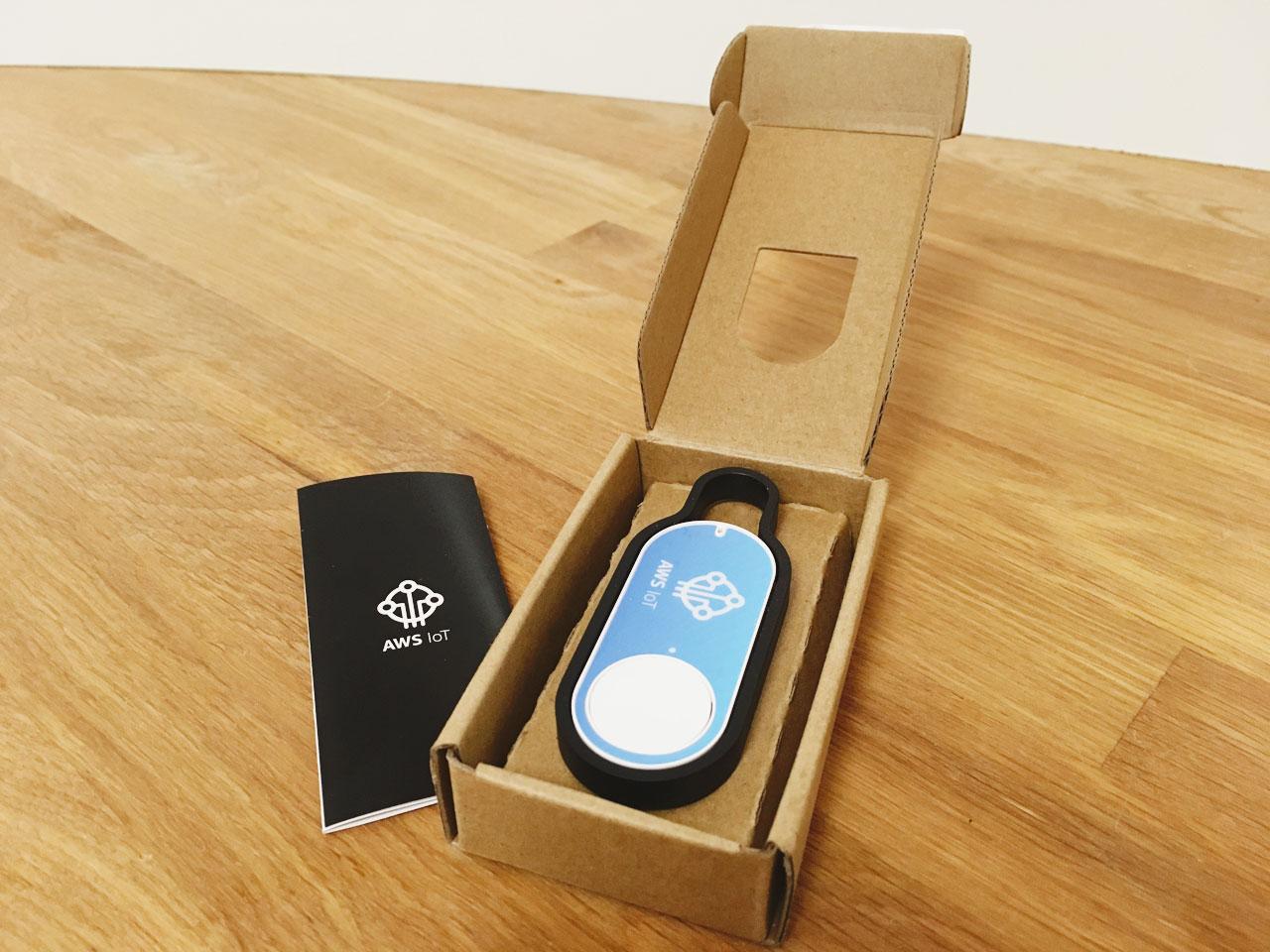 Amazon's IoT Button