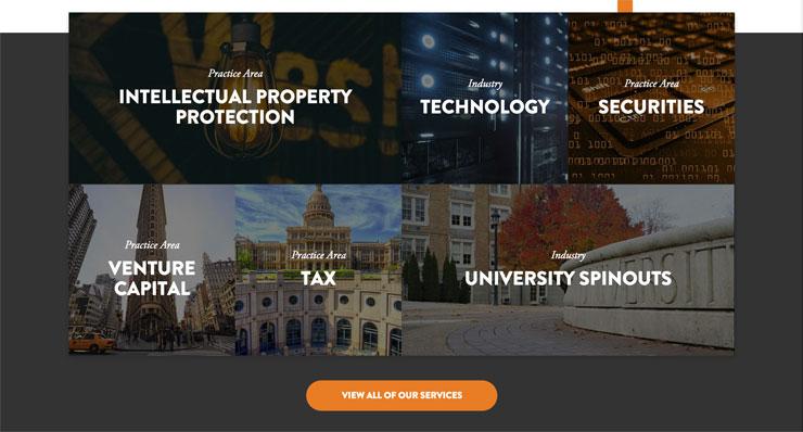 Hutchison Law Website