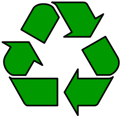 Recycle and reuse content