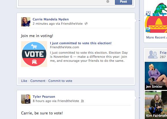 Friend the Vote