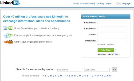 Using LinkedIn to Market Your Company