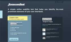 fivesecondtest.com