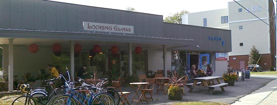 Looking Glass Cafe